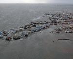 Sau cháy rừng Amazon, các nước cần di tản dân ven biển