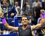 Nadal hạ gục nhanh Millman ở vòng 1 Mỹ mở rộng