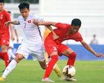 U15 Việt Nam tranh ngôi vô địch cùng U15 Hàn Quốc