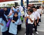 Malaysia chi tiền tỉ miễn phí ăn sáng cho học sinh tiểu học