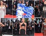 Harpers Bazaar, Vogue... bình chọn những bộ cánh đẹp nhất thảm đỏ Venice