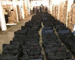 Đức bắt giữ 4,5 tấn cocaine hơn 1,1 tỉ USD