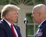 Mỹ thành lập Bộ tư lệnh không gian