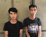 Bắt 2 thanh niên dùng súng bắn điện làm chết người khi đi trộm chó