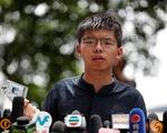 Nhà hoạt động Hoàng Chi Phong lại bị bắt