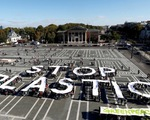Liên Hiệp Quốc ngưng xài chai nước, ống hút nhựa ở trụ sở chính