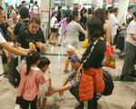 Tân Sơn Nhất thông thoáng từ đường sá đến nhà ga ngày đầu nghỉ lễ 2-9
