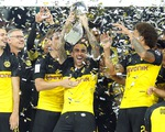 Bayern vượt trội nhưng lại thua Dortmund ở Siêu cúp Đức