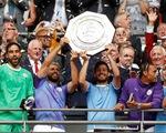 Đá bại Liverpool trên chấm luân lưu, Man City đoạt Siêu cúp Anh 2019