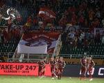 Thua đội chót bảng Sanna Khánh Hòa, TP.HCM mất ngôi đầu bảng V-League 2019