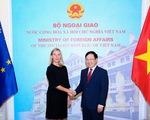 Việt Nam hoan nghênh lập trường của EU về Biển Đông