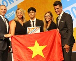 Sinh viên Ngoại thương đoạt huy chương đồng Tin học văn phòng thế giới