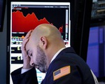 Chỉ trong 4 ngày, chứng khoán Mỹ 'bốc hơi' hơn 1.400 tỉ USD