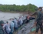 Cà Mau ban bố tình huống khẩn cấp hộ đê biển Tây