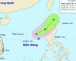 Áp thấp nhiệt đới gây gió giật cấp 8, Tây Nguyên, Nam Bộ có nơi mưa trên 80mm