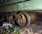 Tàu trật bánh, đường sắt Bắc - Nam gián đoạn gần 5 giờ