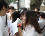 ĐH Khoa học xã hội & Nhân văn Hà Nội: Điểm chuẩn cao nhất 28,50