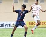 """""""Địa chấn"""" đã xảy ra: U18 Thái Lan thua U18 Campuchia!"""