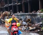 Nguy cơ nhiễm độc sau vụ cháy công ty Rạng Đông: Người dân