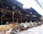 Các tủ chứa hóa chất amalgam của Công ty Rạng Đông chưa cháy