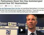 Giám đốc kỹ thuật FC Heerenveen: