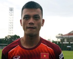 Trung vệ Nguyễn Hữu Tuấn: