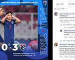 Đè bẹp Indonesia 3-0, cổ động viên Thái Lan
