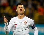 Ronaldo lập hàng loạt kỷ lục sau cú 'poker' ở vòng loại Euro 2020