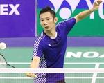 Nguyễn Tiến Minh đánh bại tay vợt hạng 48 thế giới