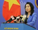 Việt Nam yêu cầu Trung Quốc rút ngay lập tức nhóm tàu khảo sát Hải Dương Địa Chất 8