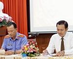 VKSND cấp cao và TAND cấp cao tại TP.HCM ký quy chế phối hợp