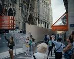 Paris lo nguy cơ nhiễm độc bởi 460 tấn chì bị cháy ở Nhà thờ Đức bà