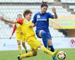Sơn La giành chiến thắng lịch sử ở Giải bóng đá nữ VĐQG 2019