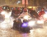 TP.HCM, Nam Bộ tiếp tục mưa lớn đến giữa tuần
