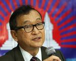 Chính trị gia lưu vong gây phẫn nộ vì nói Quốc vương Campuchia là