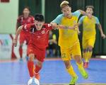 Savinest Sanatech Khánh Hòa không thể bảo vệ ngôi á quân futsal VĐQG