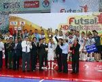 Thái Sơn Nam lần thứ 9 vô địch quốc gia 2019