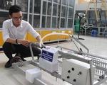 Sinh viên sáng tạo máy gieo hạt bằng giọng nói