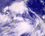 Vì sao áp thấp nhiệt đới trên Biển Đông di chuyển dị thường?