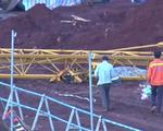 Rơi từ độ cao 30m, 2 công nhân bị thương nặng