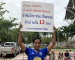 CĐV Thái Lan tuyên bố chạy 12 vòng sân nếu đội nhà đánh bại Việt Nam