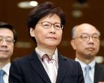Trưởng đặc khu Hong Kong muốn từ chức và xin lỗi người dân