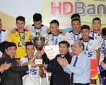Giải futsal HDBank VĐQG ngày càng thu hút khán giả
