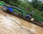 'Cát tặc' sông Đồng Nai chống trả cảnh sát đường thủy, 1 người chết