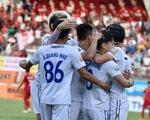 Hoàng Anh Gia Lai thắng Hải Phòng 5-1 trên sân Pleiku