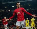 """CĐV Manchester United """"phát cuồng"""" với khoảnh khắc làm nên lịch sử của Greenwood"""