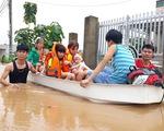 Thủy điện Trị An xả lũ, 99 hộ dân ngập trong nước mênh mông