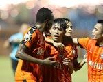 Sân Hòa Xuân: Chiến thắng nhọc nhằn của SHB Đà Nẵng