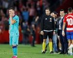 Barcelona thua