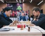 Lê Quang Liêm dừng chân ở vòng 4 World Cup cờ vua với 25.000 USD